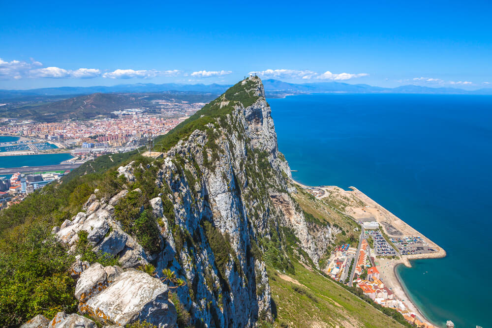 so you think you know the rock of gibraltar the caleta hotel